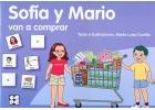 Sof�a y Mario van a comprar. Colecci�n Pictogramas 21