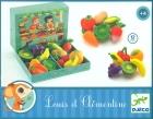 Frutas y verduras Louis et Clémentine