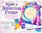 Crea portaretratos de bailarina (make a ballerina frame)
