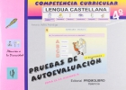 Competencia curricular. Lengua castellana 4 de primaria. (Cuaderno alumno y solucionario)