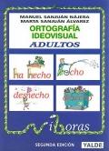 Ortograf�a ideovisual. Adultos