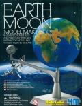 Construye modelo de la luna y la tierra flouresecente (Earth moon)