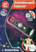 Construye tu caleidoscopio espacial