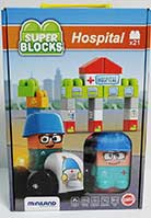Super Blocks Hospital
