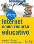 Internet como recurso educativo.