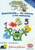 Conociendo...los colores y los números. Para bebes sordos y oyentes de 0 a 4 años. ( DVD )