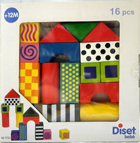 Arquitecturas para el bebé (16 piezas)
