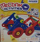 Mecaniko activity 74 piezas