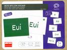 Lecto-bits de iniciación a la lectura con vocales. Método LogoBits
