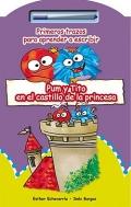 Pum y Tito en el castillo de la princesa. Primeros trazos para aprender a escribir.