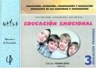 Educaci�n emocional 3. Percepci�n, expresi�n, comprensi�n y regulaci�n inteligente de las emociones y sentimientos