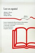 Leer en español.