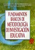 Fundamentos b�sicos de metodolog�a de investigaci�n educativa.