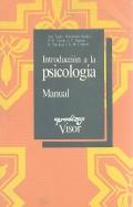 Introducci�n a la psicolog�a. Manual.