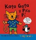Kata Gata y Pico Pí. ¡ Con 40 fantásticas solapas !.