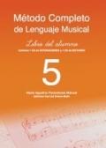 M�todo completo de lenguaje musical. Libro del alumno 5. (Con 2 CD)