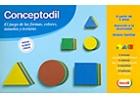 Conceptodil. El juego de las formas, colores, tama�os y texturas.