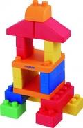 Bloques flexibles (Gummi blocks) 19 piezas
