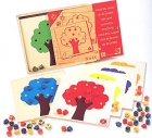 Juego del rbol (68 piezas)