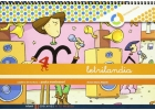 Letrilandia. Cuaderno de escritura 4. Pauta Montessori.