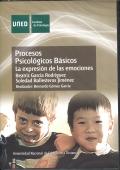 Procesos psicológicos básicos. La expresión de las emociones. ( DVD )