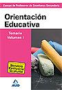 Orientaci�n Educativa. Temario. Volumen I. Cuerpo de Profesores de Ense�anza Secundaria.