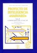 Proyecto de inteligencia Harvard. Serie II. Comprensi�n del lenguaje. Manual del profesor E.S.O ( 12 - 16 a�os ).