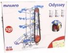 Odyssey 330 piezas + 20 bolas (Circuito de canicas)