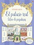 El Palacio Real. Libro de pegatinas
