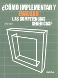  Cmo implementar y evaluar las competencias genricas ?.