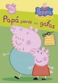 Pap� pierde las gafas. Peppa Pig.