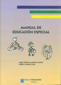 Manual de educaci�n especial.