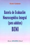 BENI. Bater�a de evaluaci�n neurocognitiva Integral (para adultos)
