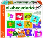 El abecedario. Qu letras forman el abecedario?