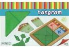 Primer tangram de madera