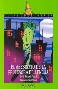 El asesinato de la profesora de lengua.