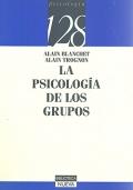 La psicolog�a de los grupos.