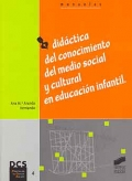 Didctica del conocimiento del medio social y cultural en educacin infantil