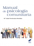 Manual de psicolog�a comunitaria.