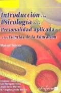 Introducci�n a la Psicolog�a de la Personalidad Aplicada a las Ciencias de la Educaci�n.
