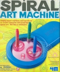Maquina de arte espiral (spiral art machine)