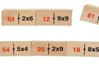Domin� madera Multiplicaci�n