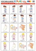 L�minas de vocabulario visual - Autonom�a personal en el ba�o