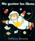 Me gustan los libros.