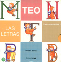 Teo y las consonantes 1.Coleccion las letras. (5 libros)