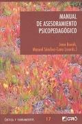 Manual de asesoramiento psicopedag�gico