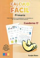 Cálculo fácil. Paquete Tercer ciclo de Primaria. (Cuadernos 17, 18, 19, 20 y 21)