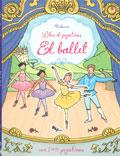 El ballet. Libro de pegatinas