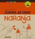 Juegos de color naranja