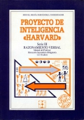 Proyecto de inteligencia Harvard. Serie III. Razonamiento verbal. Manual del profesor E.S.O ( 12 - 16 a�os ).